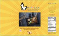 Mirizan Peanut Label